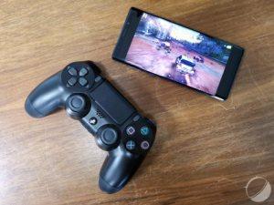PS4 : la manette PlayStation DualShock 4 est enfin compatible Android
