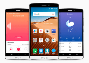 CES 2016 : TP-LINK Neffos C5, le spécialiste des réseaux se met aux smartphones