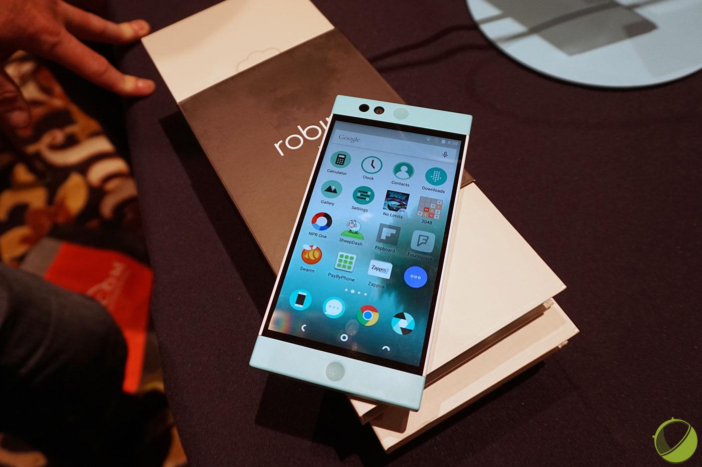 Razer commence à abandonner les clients du Nextbit Robin