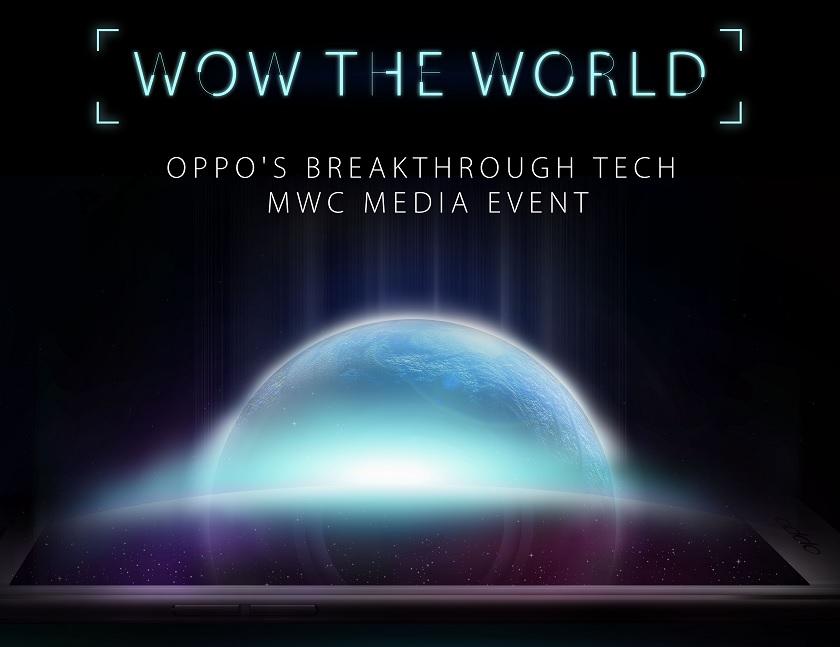 Oppo sera bien présent au MWC2016, mais sans smartphone