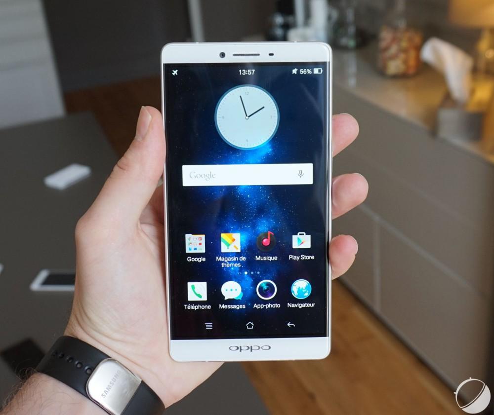 Bon plan : le smartphone Oppo R7 Plus est en promo à 300 euros