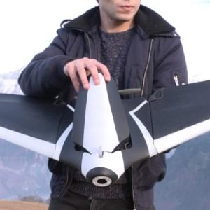 4K, évitement d'obstacles, transport de personnes, ailes volantes : les meilleurs drones du CES 2016