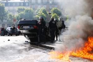 Uber, Heetch, Taxis : valse des alliances avant une grosse manifestation