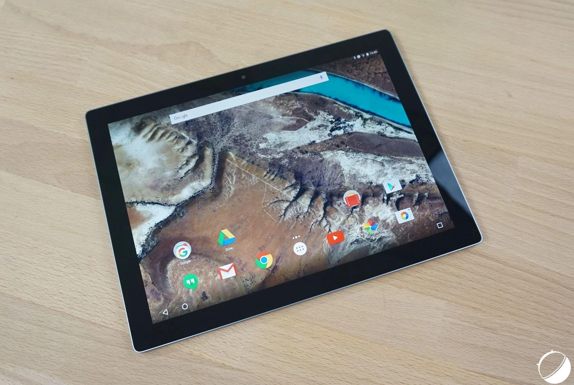 Google préparerait une tablette Nexus et un ordinateur Pixel pour Andromeda