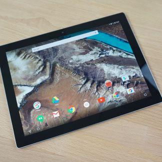 Test de la Google Pixel C : Android n'est pas encore à la hauteur