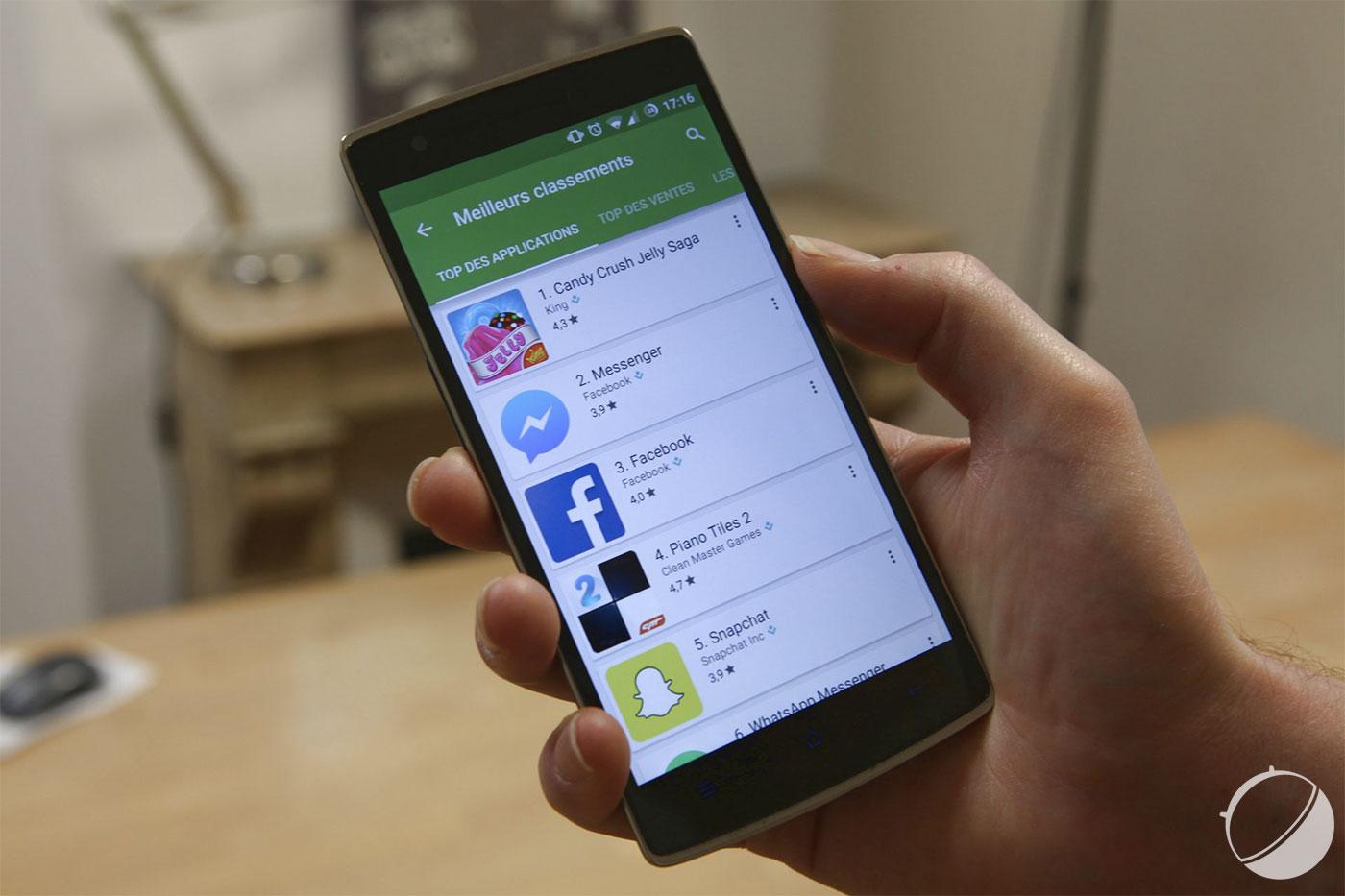 La police américaine veut bloquer les applications chiffrées sur les stores mobiles
