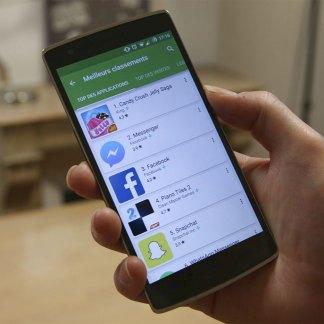 Le partage de contenu Play Store avec sa famille est désormais lancé
