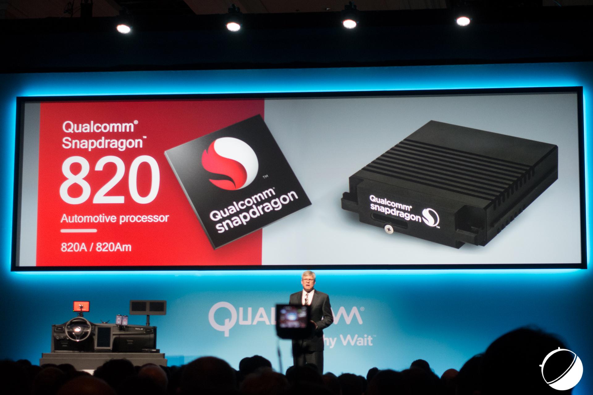Qualcomm a vendu plus de Snapdragon que prévu au deuxième trimestre 2016