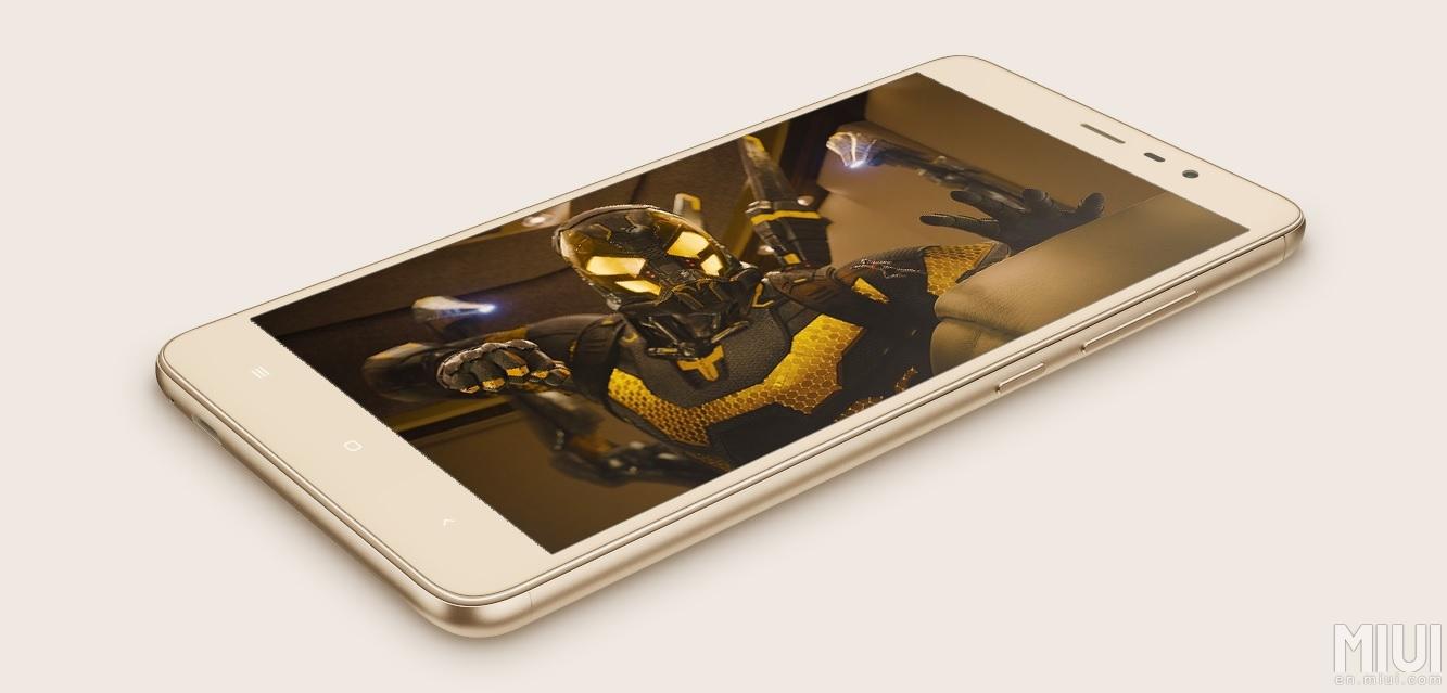 Xiaomi Redmi Note 4 : une partie de sa fiche technique aperçue sur sa boîte