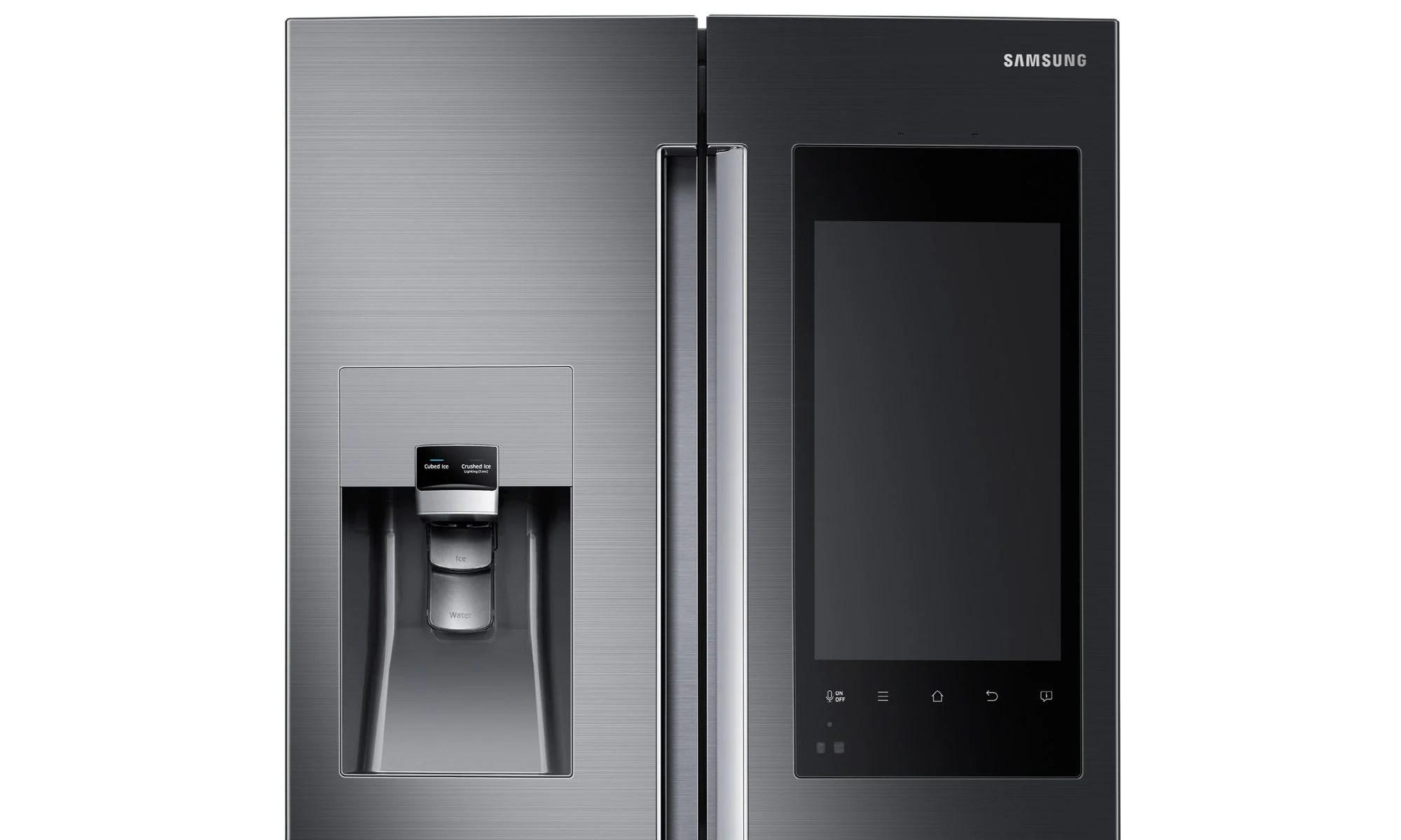 CES 2016 : un frigo sous Android chez Samsung ?