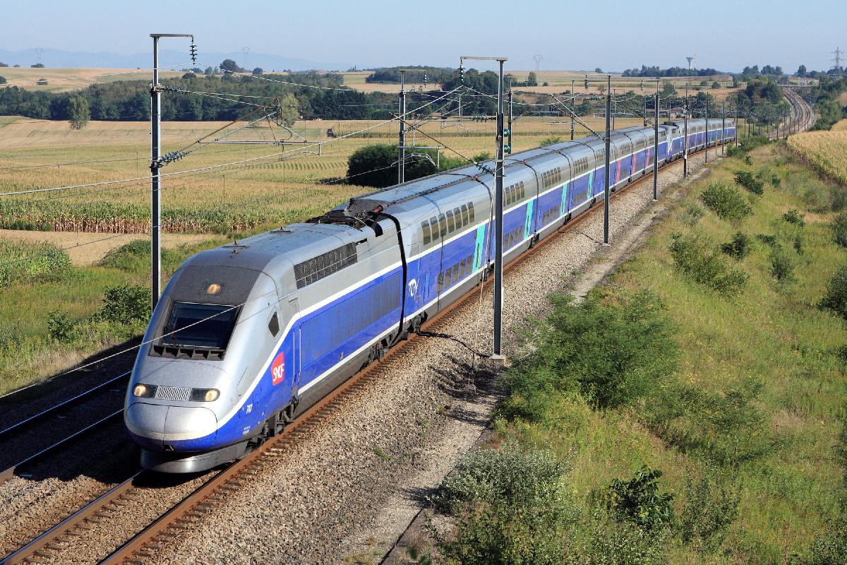 La SNCF lance (enfin) TGV Connect : le Wi-Fi gratuit dans les TGV