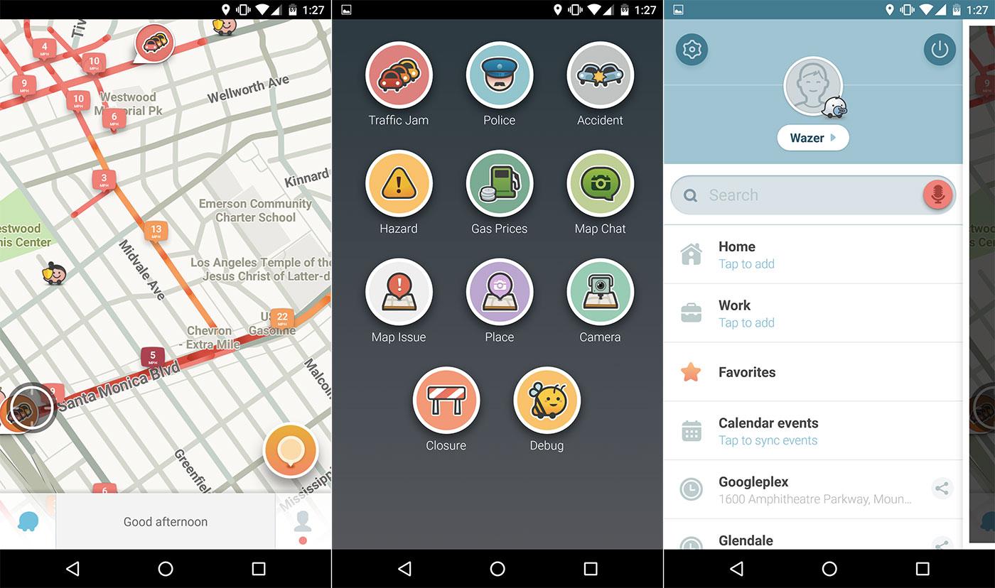 Attendez-vous à une refonte design à l'arrivée de Waze 4.0