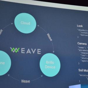 Brillo et Weave de Google sont enfin sur les rails