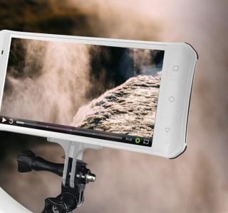 CES 2016 : Yezz Sfera, premier smartphone filmant à 360 degrés