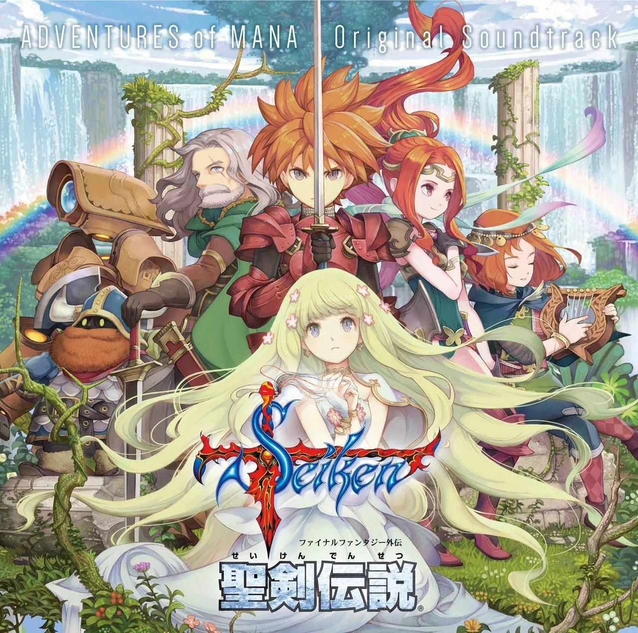 Adventures of Mana, premier épisode de la série culte des Mana, est disponible sur Android