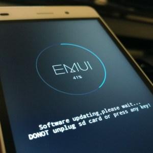 Huawei P8 : une version finale pour Marshmallow (B317) en téléchargement