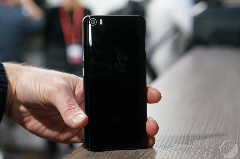Le Xiaomi Mi 5 ne semble pas convaincre en photographie