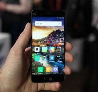 Prise en main du Xiaomi Mi 5, sophistiqué et réussi