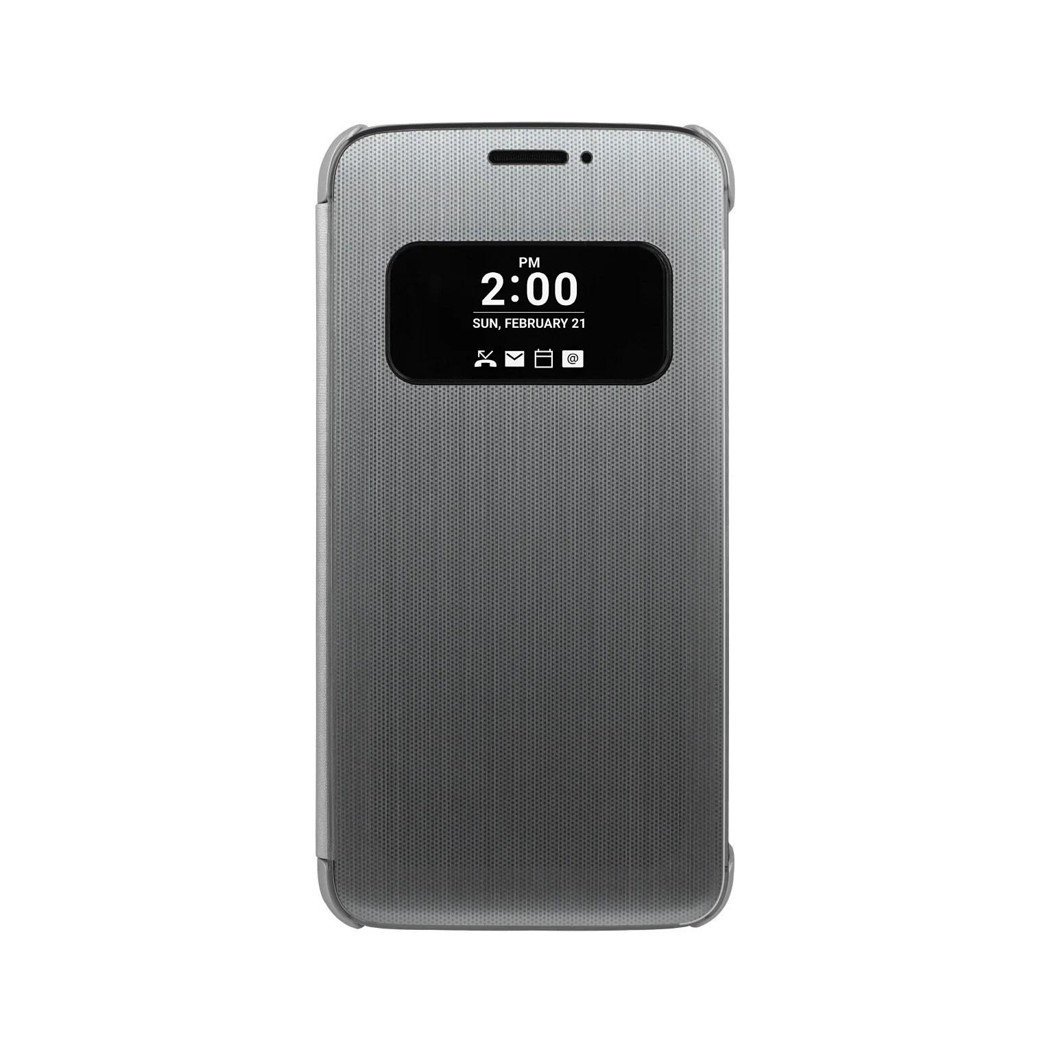LG G5 : voici une coque de protection officielle, dévoilée avant le smartphone