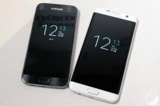 Prise en main du Samsung Galaxy S7, le même en mieux