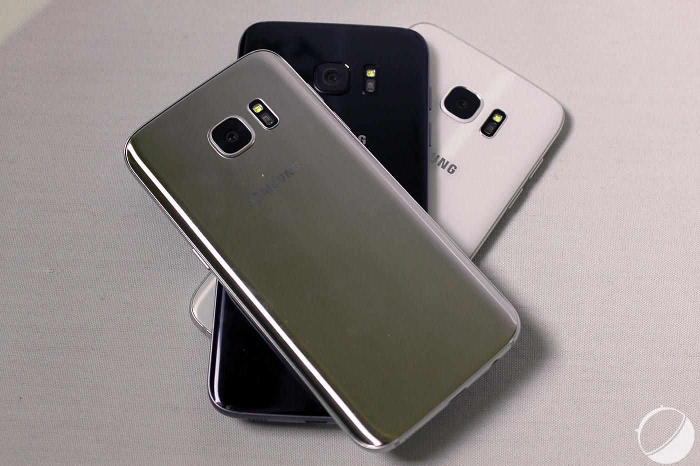 Samsung Galaxy S7 et S7 edge : récapitulatif de tout qu'il faut savoir