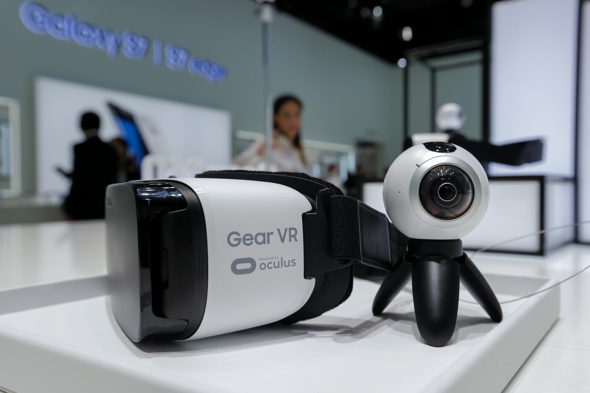 Samsung travaille sur un casque de réalité virtuelle autonome et sans fil