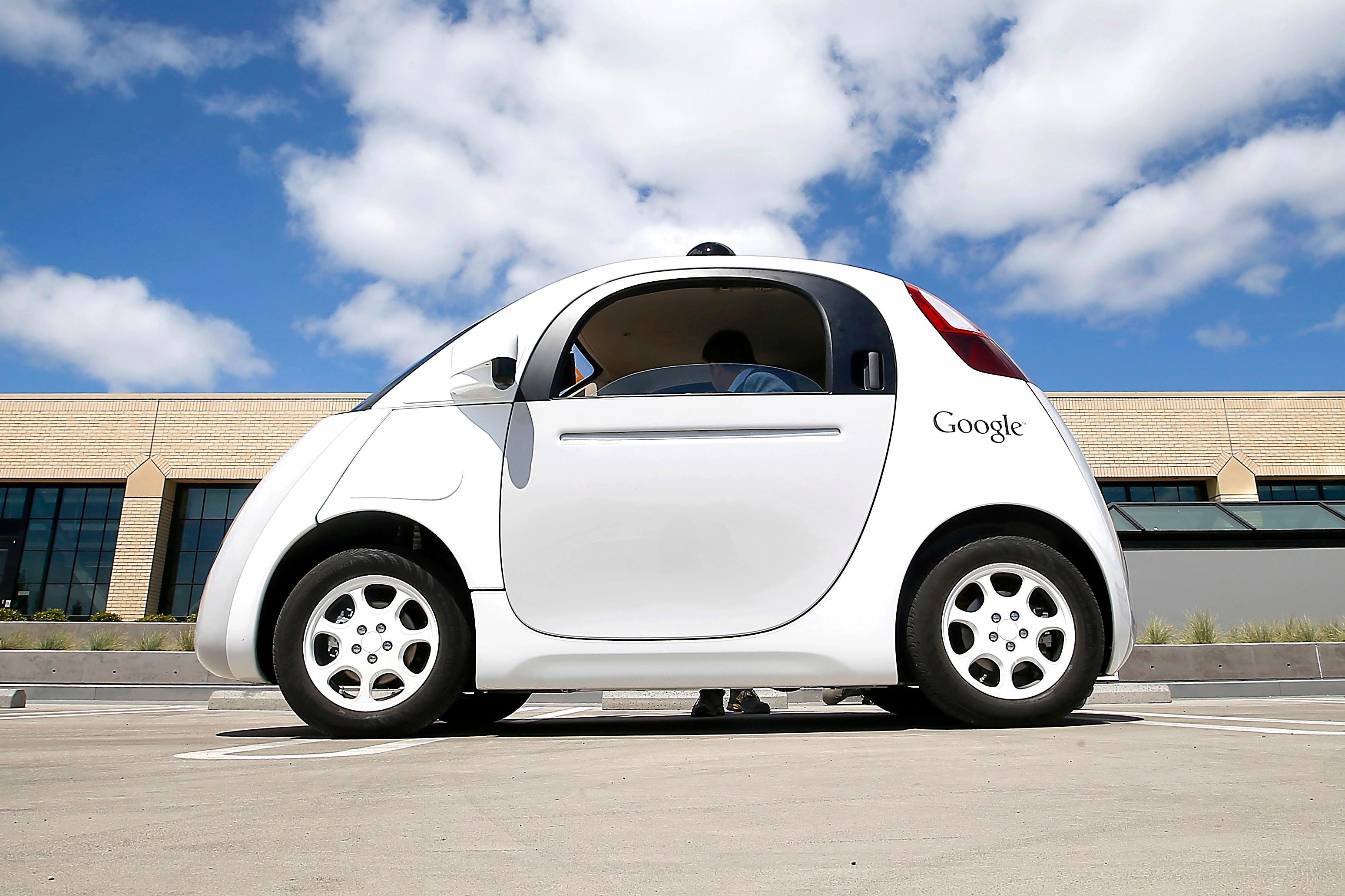 Google Car, la route tortueuse de leur commercialisation
