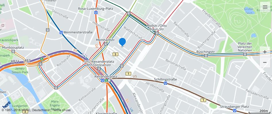 Here Maps : malgré le rachat, le service continue de s'améliorer