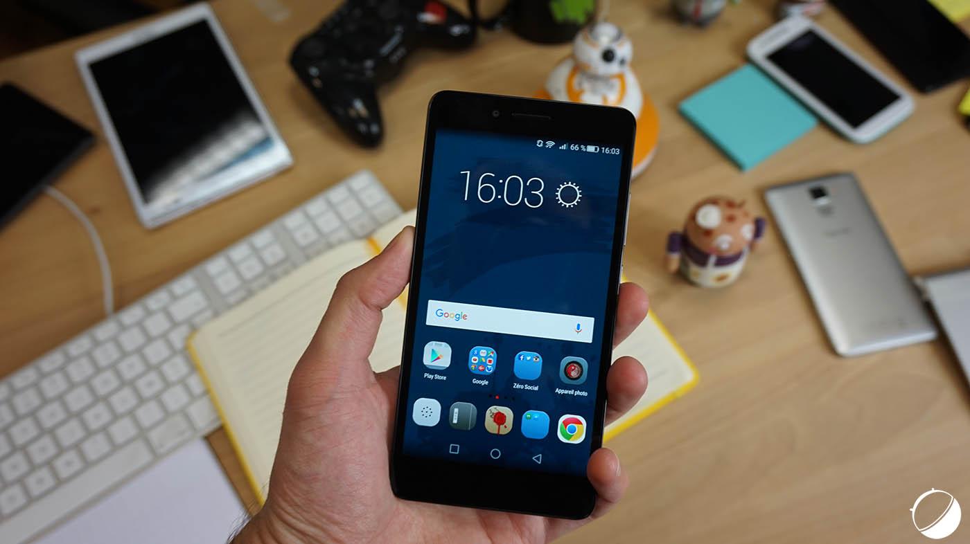 🔥 Bon plan : le Honor 5X à 189 euros avec une microSD de 32 Go