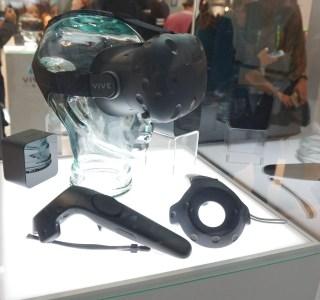 HTC Vive : on a essayé la nouvelle version du meilleur casque de réalité virtuelle du moment