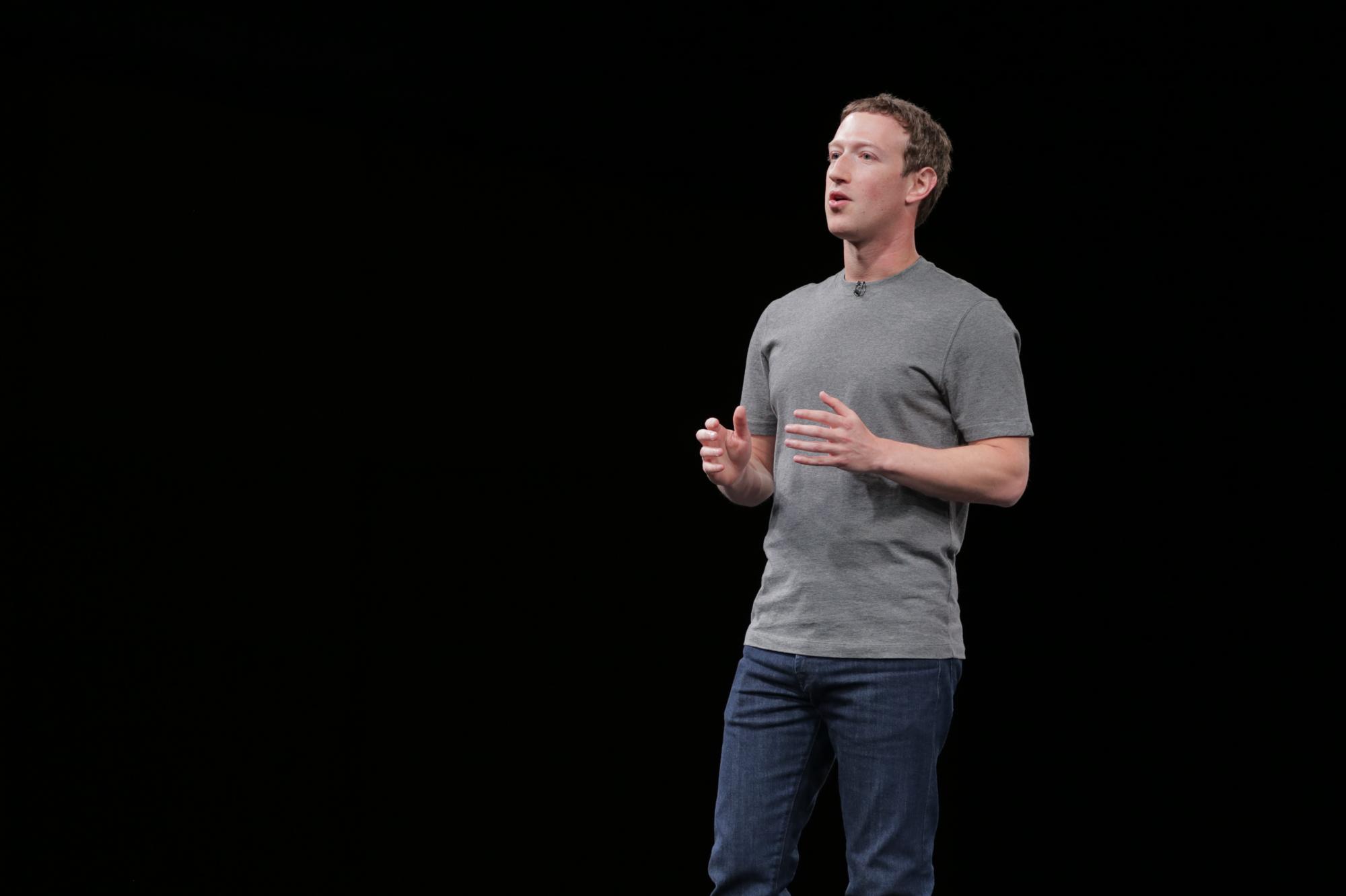 Facebook s'inquiète d'une baisse du partage de contenus personnels