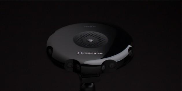 Samsung Gear 360, la caméra de réalité virtuelle pour accompagner le Galaxy S7