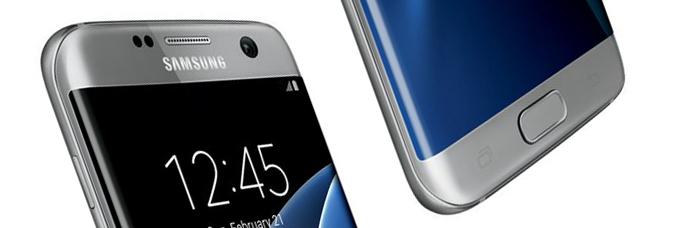 Samsung Galaxy S7 Edge, la production d'écrans a débuté