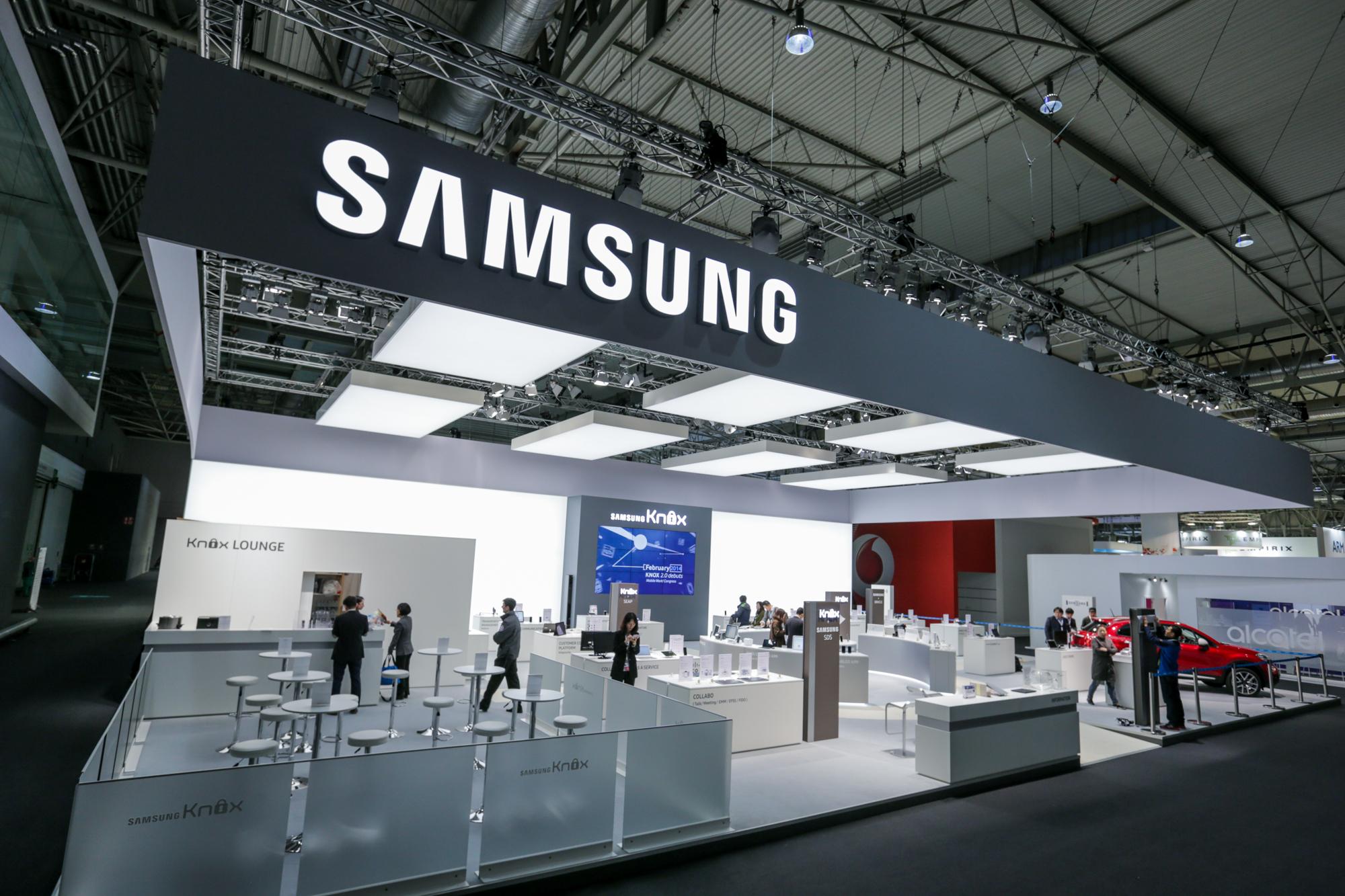 Samsung aurait ralenti ses investissements en R&D