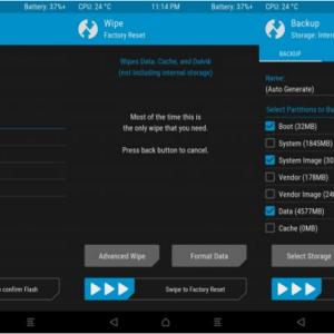 TWRP 3.0 : un nouveau look, de nouvelles fonctions et un lien de téléchargement