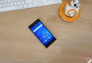 Test du Sony XperiaM5, comme un air de déjà vu