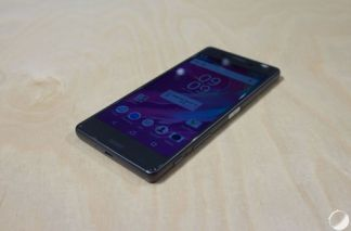 Prise en main du Sony Xperia X, un smartphone de milieu de gamme au design premium
