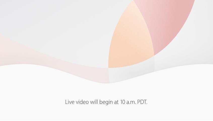 Special Event : comment suivre la conférence d'Apple en vidéo