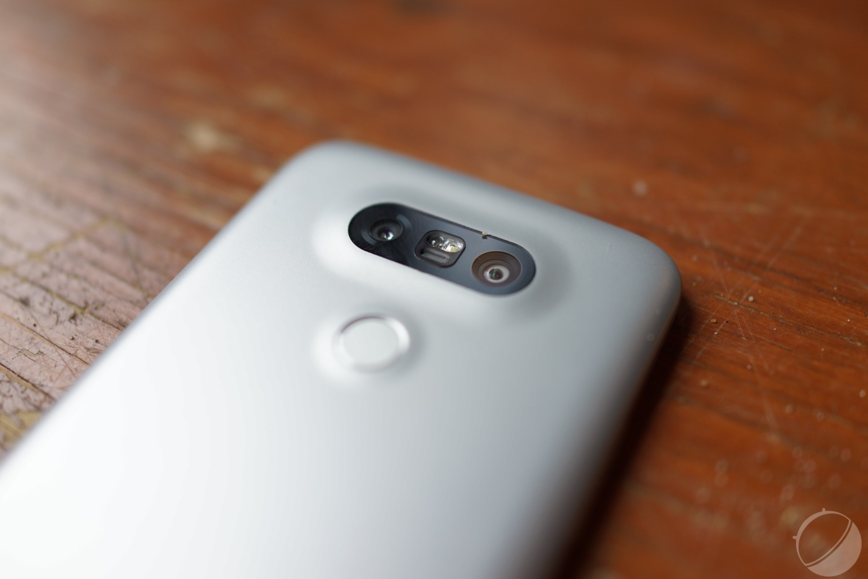 La coque du LGG5 est-elle bien en métal ?