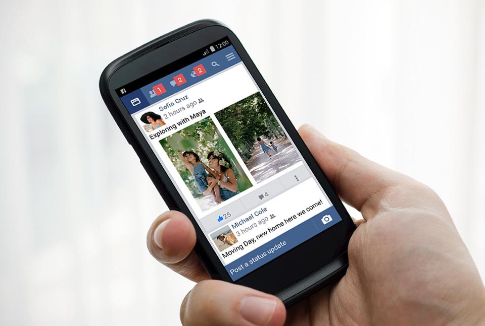 Facebook Lite conquiert les pays émergents, et va vite