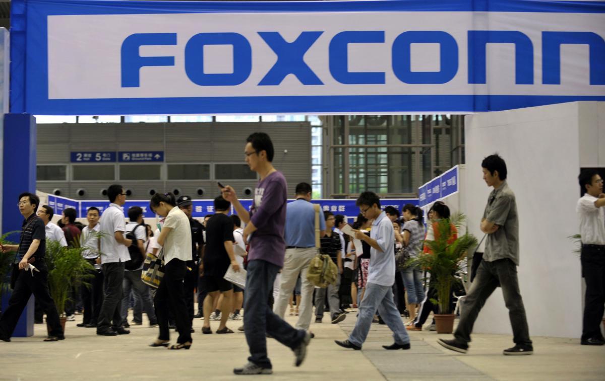 Foxconn s'allie à Apple dans la guerre juridique contre Qualcomm