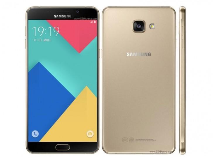 Samsung GalaxyA9 Pro : une nouvelle phablette dotée d'une batterie de 5000mAh