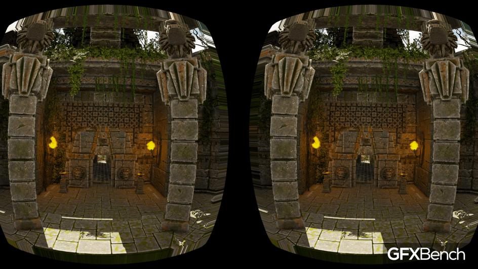 GFXBench 5 Aztec Ruins : le nouveau benchmark qui supporte Vulkan et la VR