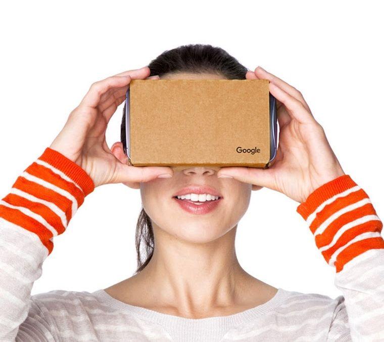 Google vend désormais des casques de réalité virtuelle