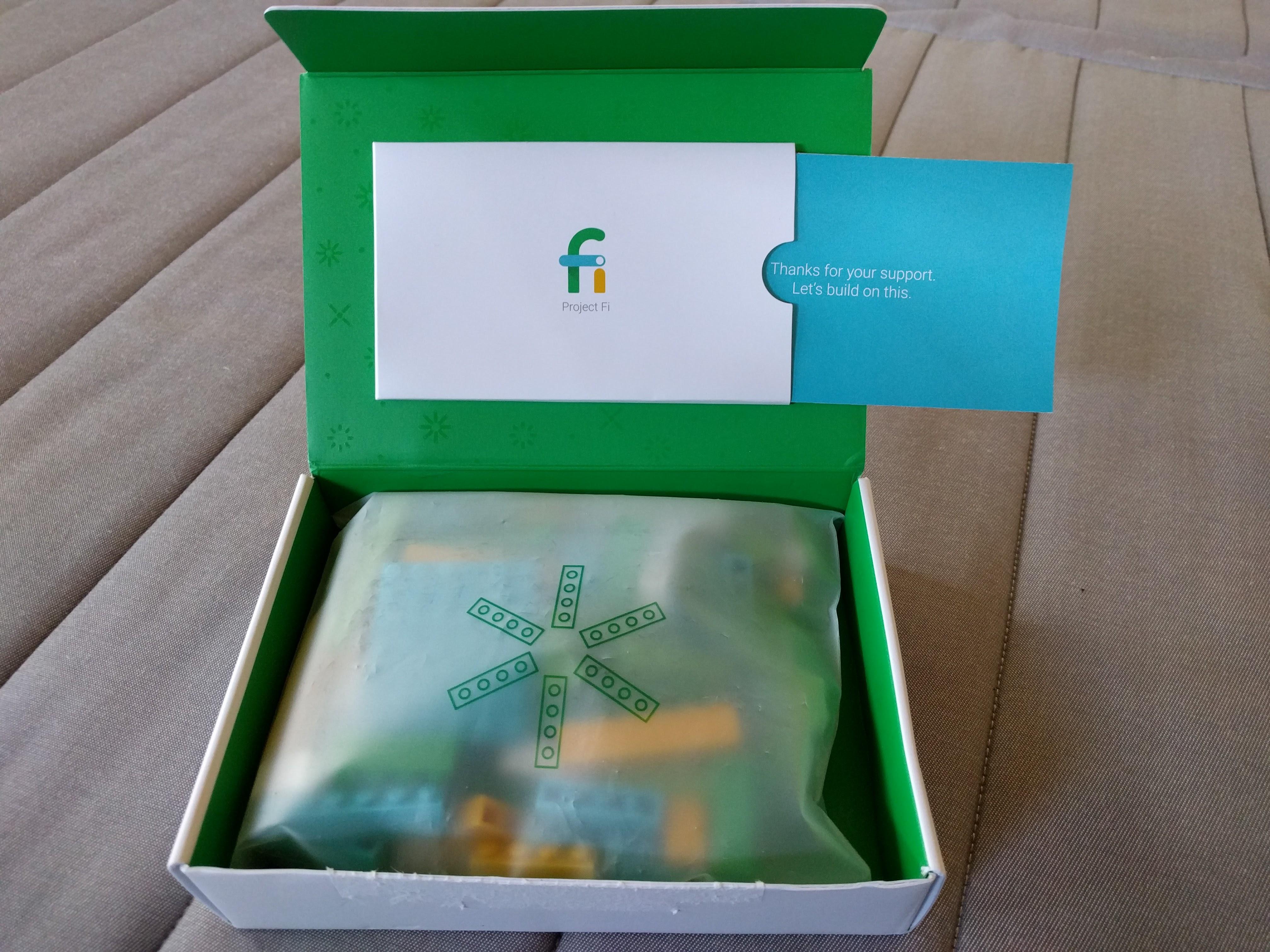 Qu'est-ce que le Google Project Fi ?