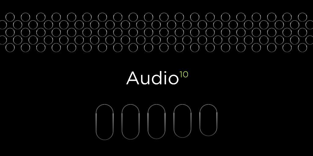 HTC 10 : BoomSound sera de la partie, une bonne nouvelle