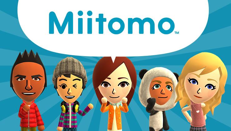 Miitomo a reçu une grosse mise à jour