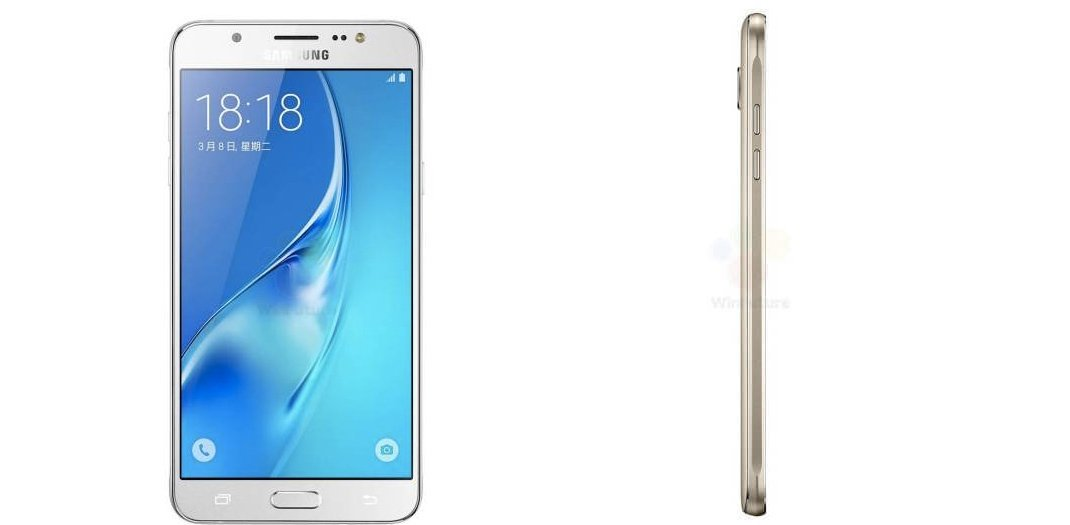 Le Samsung Galaxy J7 (2016) se montre lui aussi en images