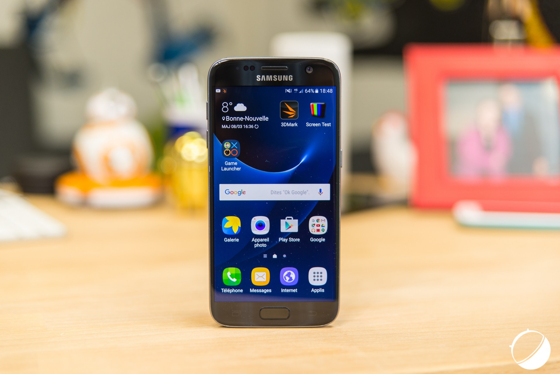 🔥 French Days : le Samsung Galaxy S7 Edge avec un Google Home Mini à 369 euros