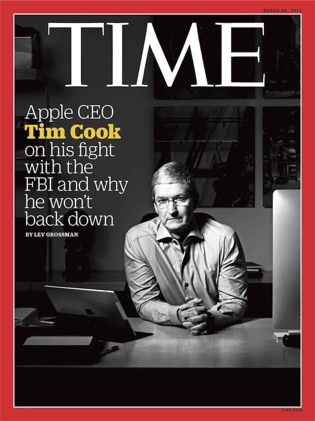 Tim Cook : « le chiffrement est une chose formidable »